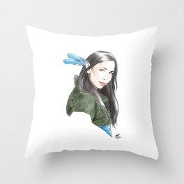 Vex'ahlia Throw Pillow