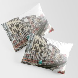 Milano Navigli - Italy Pillow Sham
