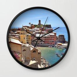 Italian Beauty Wall Clock