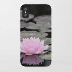 The Lily Pad Slim Case iPhone X
