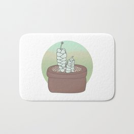 Crassula Deceptor Guardians Bath Mat