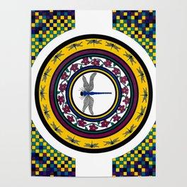 Circle of Life 3 / Dragonfly Poster