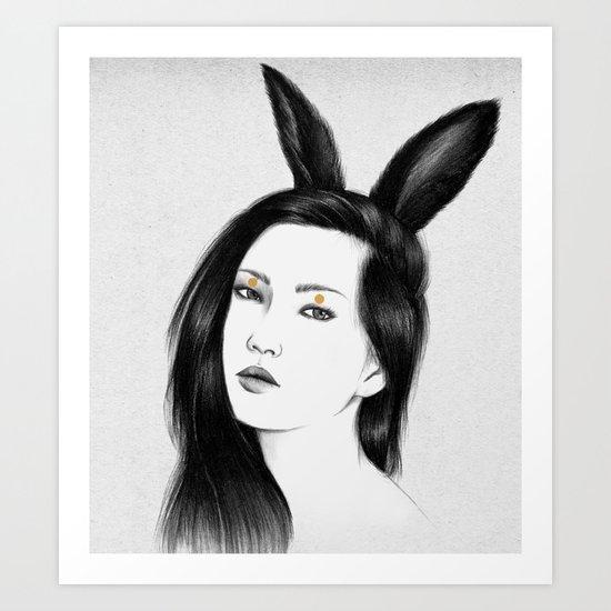 Cirque II Art Print