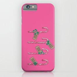 Mean Girls Candy Cane-Grams - Four For You GC, You Go GC! iPhone Case