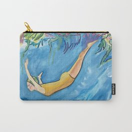 Diving Deep Carry-All Pouch
