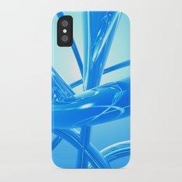 Skyclad iPhone Case