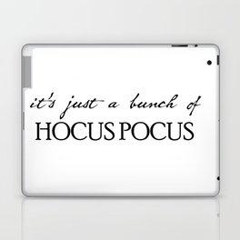 Bunch of Hocus Pocus Laptop & iPad Skin