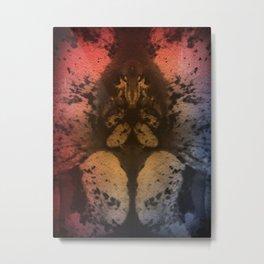M.C.B Metal Print