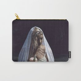 The unravelling of Ophelia Carry-All Pouch