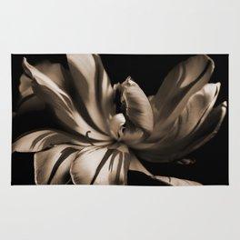 Tulip-sepia Rug