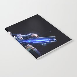 Soldier 76 v2 Notebook