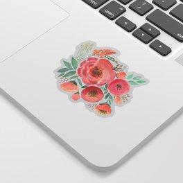 Floral pattern 5 Sticker