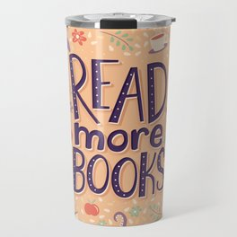 Read more books Travel Mug