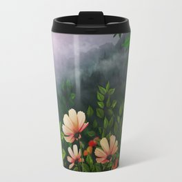 The Brighter Side Of The Dark Mountains Travel Mug