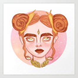 Gstrpd Art Print