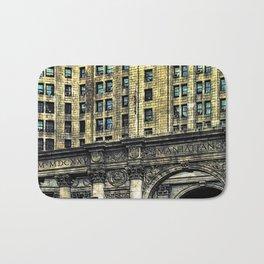 Classic New York Building Bath Mat