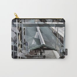 Velocities inhibit lighthearted languish activity. Carry-All Pouch