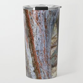 trees with Lichen Travel Mug