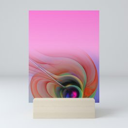 for sheer curtains and more -2- Mini Art Print