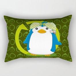 N° 2 Sexy Spy - Mawaru Penguindrum Rectangular Pillow