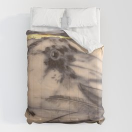 Shiny Objects Comforters