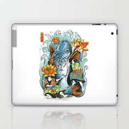 Make Art Not War Laptop & iPad Skin