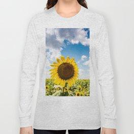 The Sunflower Long Sleeve T-shirt