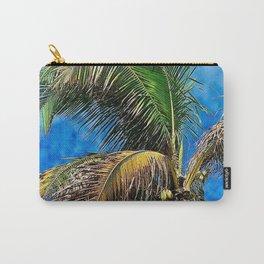 Vero Beach Palms Carry-All Pouch