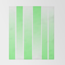 Spring Color Throw Blanket
