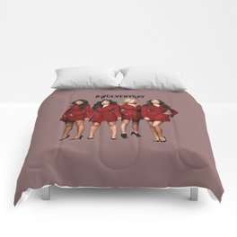#WCEveryday Pretty Little Liars cast Comforters