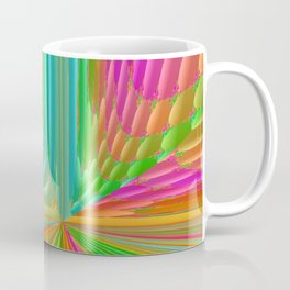 Abstract 359 a dynamic fractal Coffee Mug