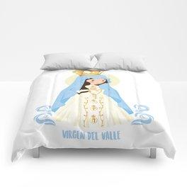 Virgen del Valle Comforters
