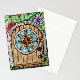 A door to Where? Stationery Cards