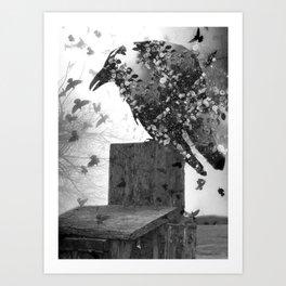 Forevermore Art Print