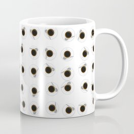 Coffee cups / 3D render of hundreds of cups of coffee Coffee Mug