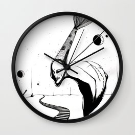 Life Cycle Wall Clock