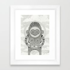 Ancestor Worship Framed Art Print