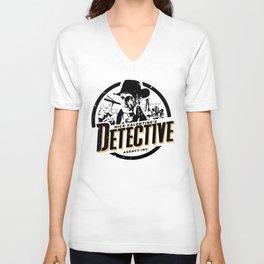Nick Valentine - Detective Unisex V-Neck
