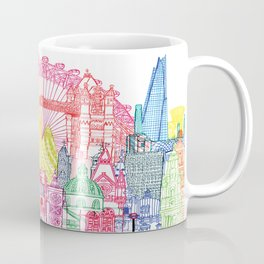 London Towers Coffee Mug