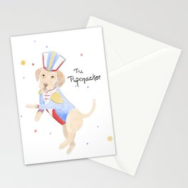 The Pupcracker Stationery Cards