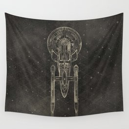 NCC-1701 Wall Tapestry