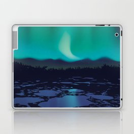 Wapusk National Park Poster Laptop & iPad Skin