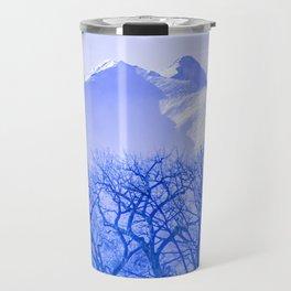 Purple Mountains Majesty Travel Mug