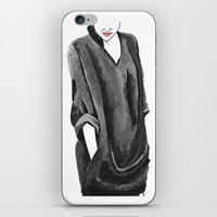 sweater iPhone & iPod Skins featuring SWEATER by BMAN0212