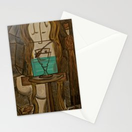 L'Absinthe Stationery Cards