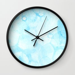 Bubble One Wall Clock