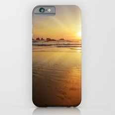 Sunset over the Pacific  iPhone 6s Slim Case