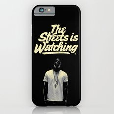 The Streets is Watching Slim Case iPhone 6s
