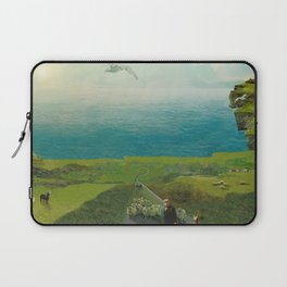 Where to... [Cliffs of Moher, Ireland] Laptop Sleeve