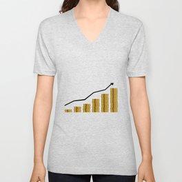 Rising Prices Unisex V-Neck